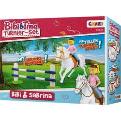 Turnier-Set Bibi & Sabrina