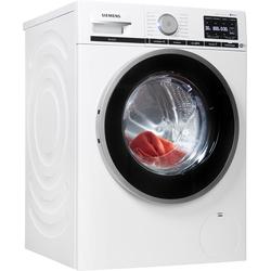 SIEMENS Waschmaschine WM16XE40, iQ800, WM16XE40 C (A bis G) weiß Waschmaschinen Haushaltsgeräte