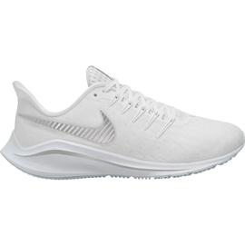 Nike Air Zoom Vomero 14 W white/metallic silver/aura 41