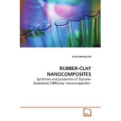 RUBBER-CLAY NANOCOMPOSITES als Buch von Paulo Meneghetti