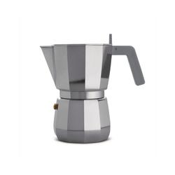 Alessi Espressokocher Espressokocher MOKA modern 3, 0.15l Kaffeekanne