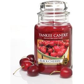 Yankee Candle Classic Duftkerze Black Cherry