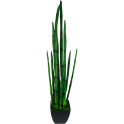 Kunstpflanze Aloe im Topf Aloe, I.GE.A., Höhe 83 cm