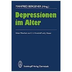 Depressionen im Alter - Buch
