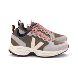 Veja - Venturi Suede Kaki_Sable_Oxford-Grey - Sneakers - Größe: 36