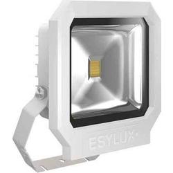 ESYLUX OFL SUN LED 50W3K ws LED-Außenstrahler LED 45W Weiß