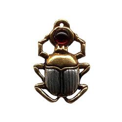 Adelia´s Amulett Juwel des Atum Ra Talisman, Skarabäus - Für Mut und Schutz