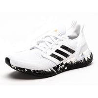 adidas Ultraboost 20 white-black, 40