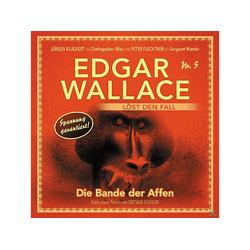 Edgar Wallace - Die Bande der Affen Folge 5 (CD)