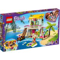 Lego Friends Strandhaus mit Tretboot 41428