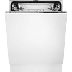 AEG FSB41600Z Einbau-Geschirrspüler 596mm EEK: A+ (A+++ - D) Teilintegrierbar Weiß