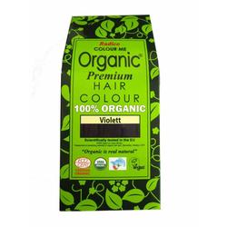 Radico Colour Me - Organic Pflanzenhaarfarbe - Violett - 100 g