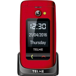 Telme X200 Handy (6,1 cm/2,4 Zoll, 8 GB Speicherplatz)