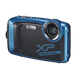 Fujifilm Kamera FinePix XP140 Blau, Schwarz