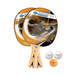 Donic-Schildkröt Tischtennisschläger Donic-Schildkröt Level 300 Tischtennisset