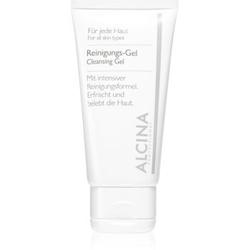 Alcina For All Skin Types Reinigungsgel mit Aloe und Zink 150 ml
