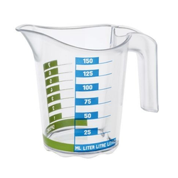 Rotho Messbecher Domino 0,15 l