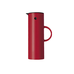 Stelton EM77 Thermoskanne 1L Rot