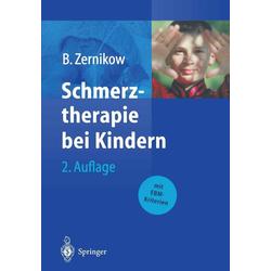Schmerztherapie bei Kindern: eBook von