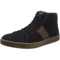 CAMEL ACTIVE Herren Tonic 13 Hohe Sneaker, Blau (Midnight/Mocca 1), 47 EU