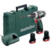 METABO PowerMaxx BS Basic Set inkl. 3 x 2,0 Ah (600080960)