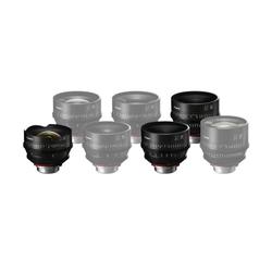 Canon Sumire 3er-Set Cinema-Objektive - 14, 50 und 85mm