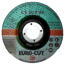 Stein-Trennscheibe 'Euro Cut' 180 x 22,2 x 3,0 mm, gerade