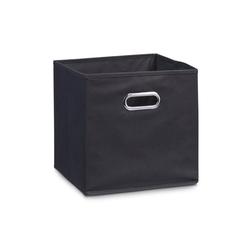 HTI-Living Aufbewahrungsbox Aufbewahrungsbox 28 Vlies (1 Stück), Aufbewahrungsbox schwarz