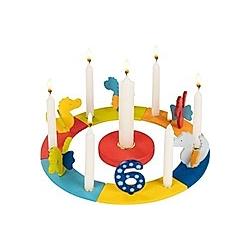 Geburtstagskranz Drachen