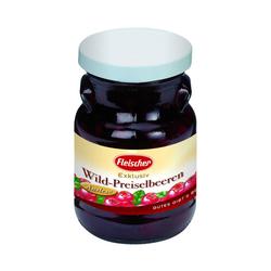 Wild-Preiselbeeren 220g - Fleischer