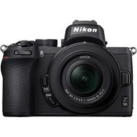 Nikon Z 50 + Nikkor Z DX 16-50 mm VR + FTZ Objektivadapter