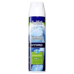 Wilkinson Hydro Rasiergel Sensitive schützt und beruhigt die Haut 240ml 3er Pack