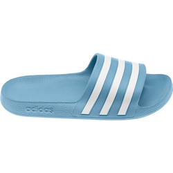 adidas Adilette, blau, Gr. 38 - 38 - blau