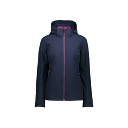 CAMPAGNOLO Wendejacke Campagnolo Funktions-Jacke wärmende Outdoor Übergangs-Jacke für Damen Freizeit-Jacke Blau 36