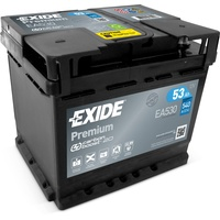 Exide EA530 53Ah 12V