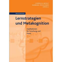 Lernstrategien und Metakognition: Buch von