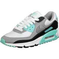 Women's Air Max 90 white/hyper turquoise/black/particle grey 38,5