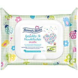 Beauty Baby Feuchttücher sensitiv 25 Tücher