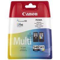 Canon PG-540 schwarz + CL-541 CMY