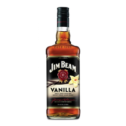 Jim Beam Vanilla Bourbon Whiskey 0,7L (35% Vol.)