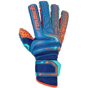 Reusch Herren Attrakt Pro G3 Speedbump Evolution Handschuhe, Mehrfarbig, 9,5