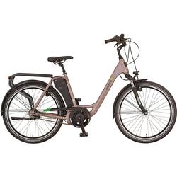 "Prophete E-Bike GENIESSER City E-Bike 26"", 7 Gang Shimano, Nabenschaltung, Mittelmotor 250 W"
