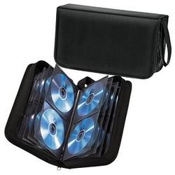 hama 120er CD-/DVD-Tasche Wallet schwarz