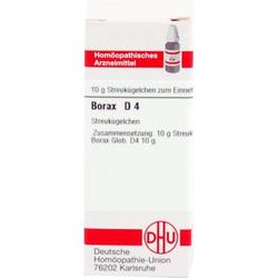 BORAX D 4 Globuli