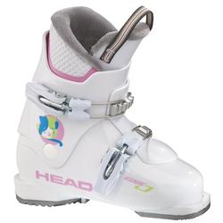 Head Edge J2 (2014/15) White/Pink 20,5 Mondopoint