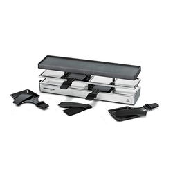Rommelsbacher Raclette RC 800 Raclette-Grill silber