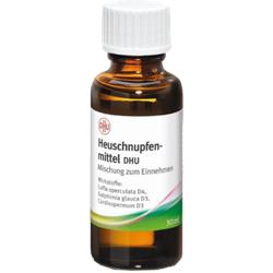 HEUSCHNUPFENMITTEL DHU Mischung 30 ml