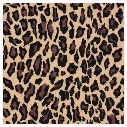 Linoows Papierserviette 20 Servietten, Leopardenmuster, Fellmuster eines, Motiv Leopardenmuster, Fellmuster eines Leoparden