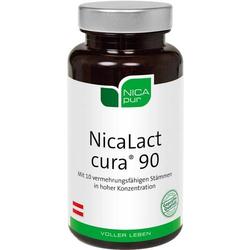 NICAPUR NicaLact cura 90 Kapseln 90 St.