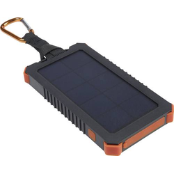 Xtorm by A-Solar Powerbank Instict 10000 AM123 Solar-Ladegerät Ladestrom Solarzelle 220mA 1.2W Kapa